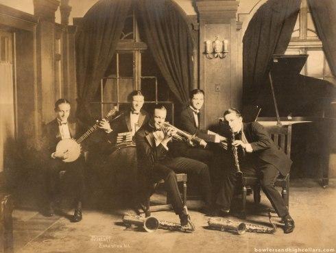 Jimmy Caldwell's Jazz Jesters