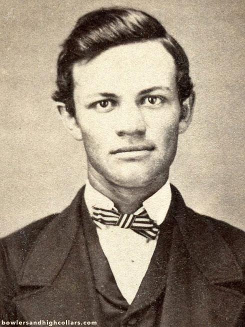 John Randolph. CDV circa 1870. Private Collection.
