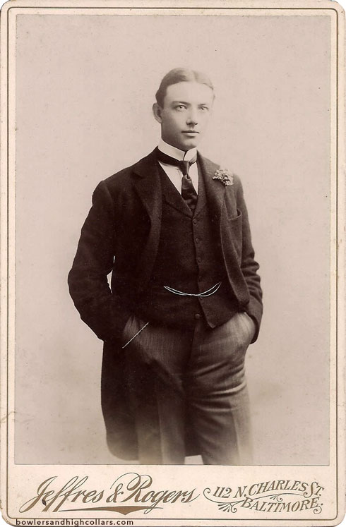 1880s Walton Stauf. Cabinet card. Private Collection.