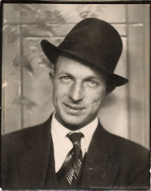 Jack Kingston. Photobooth. Private Collection.