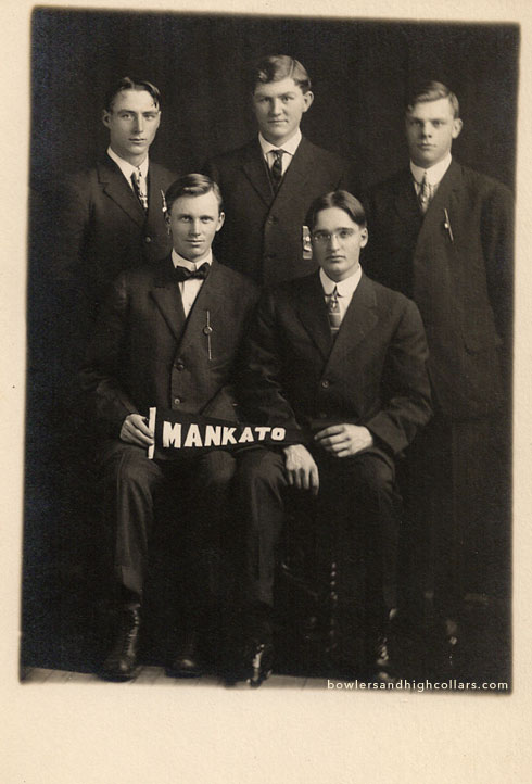 Mankato. RPPC. Private Collection.