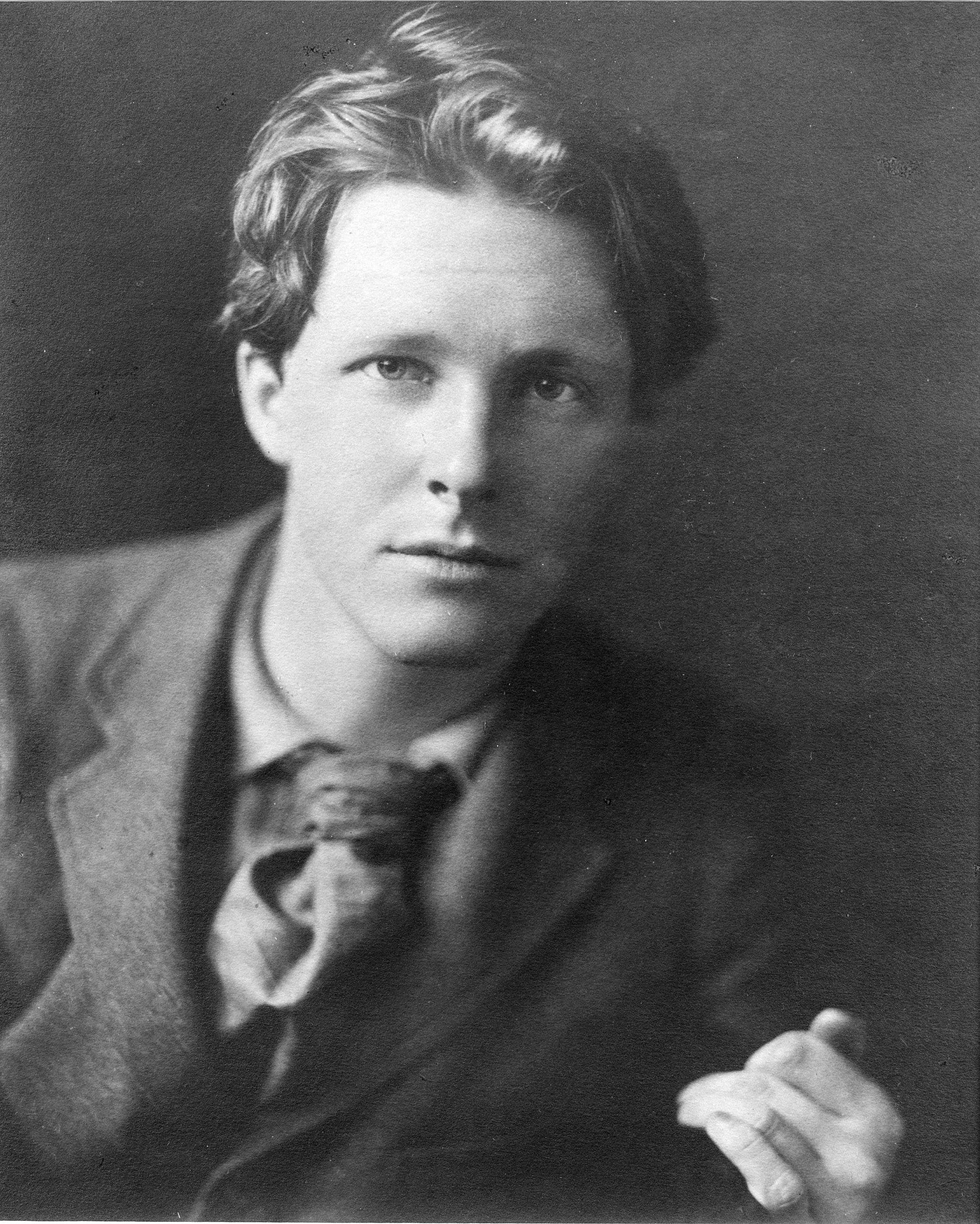 the great lover rupert brooke Is this the face of rupert brooke's secret daughter  the tell-tale heart  and the great lover, about the poet rupert brooke (sceptre.