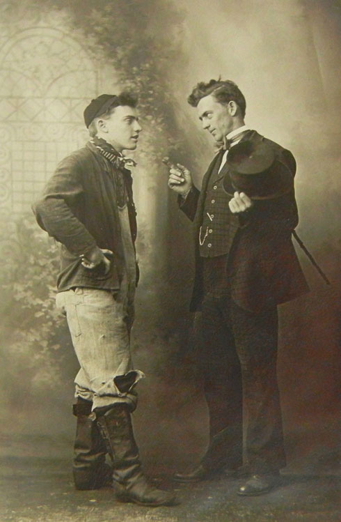 Boss and worker RPPC.