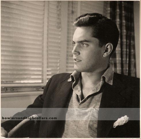 1949 Hank McKinnies. Snapshot. Private Collection.